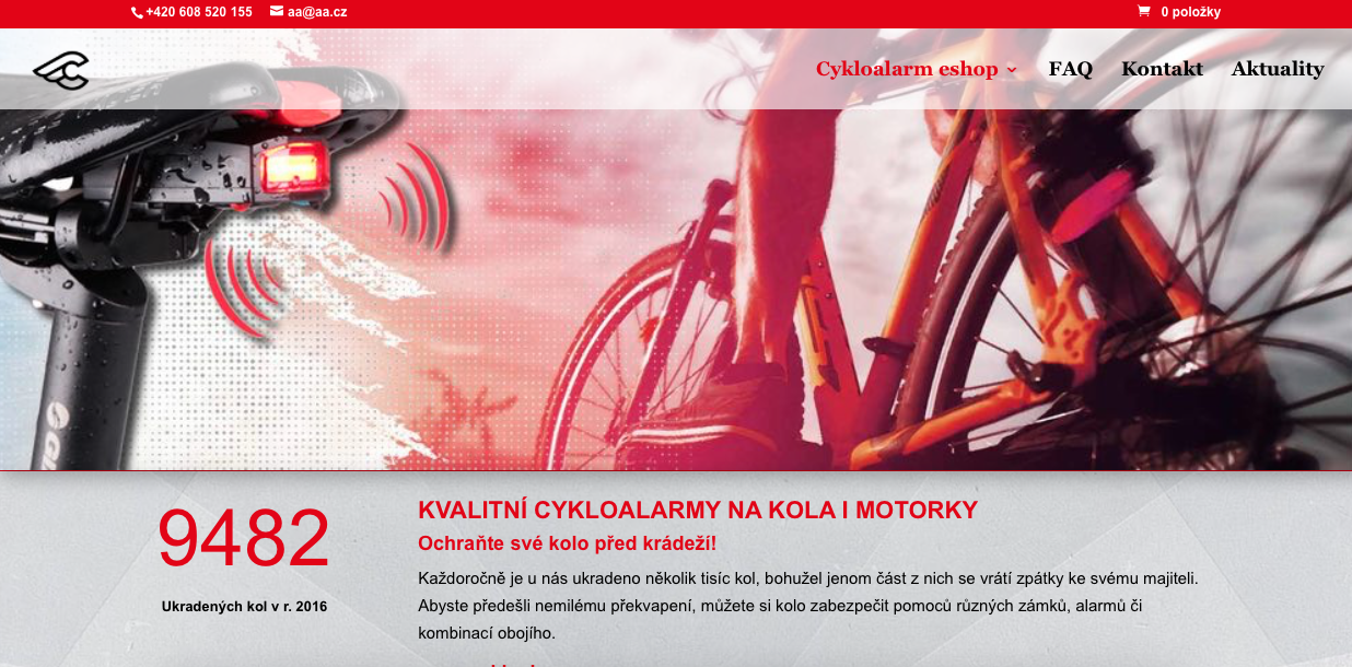 Cykloalarm