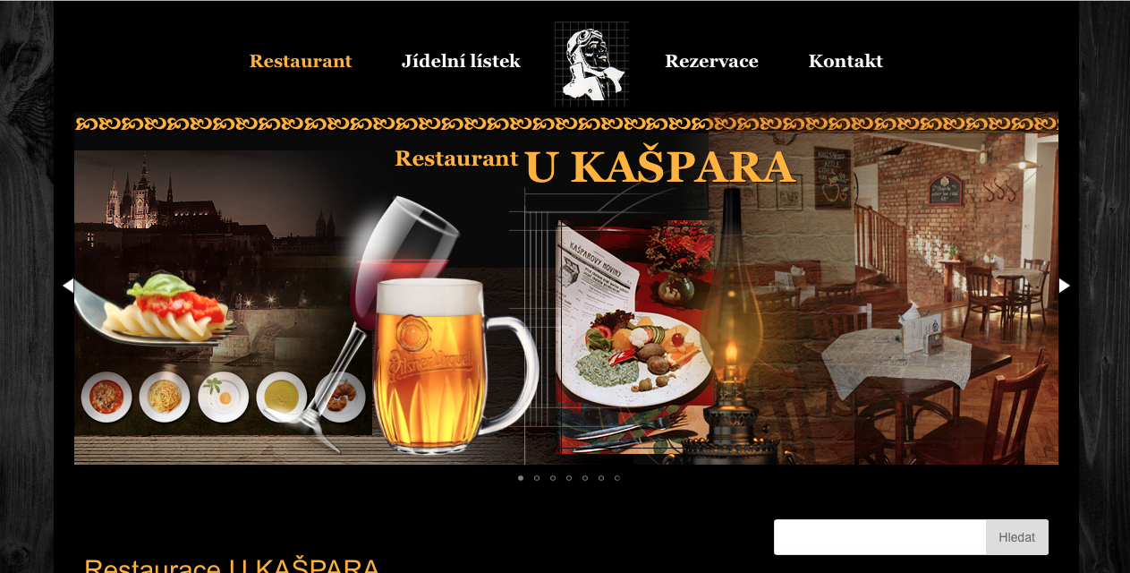 Restaurant U Kašpara