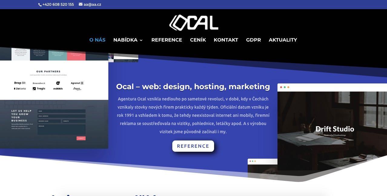 www.ocalweb.cz